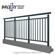IMAGERY Hot sale Australian AS2047 standard Balustrades exterior handrail lowes