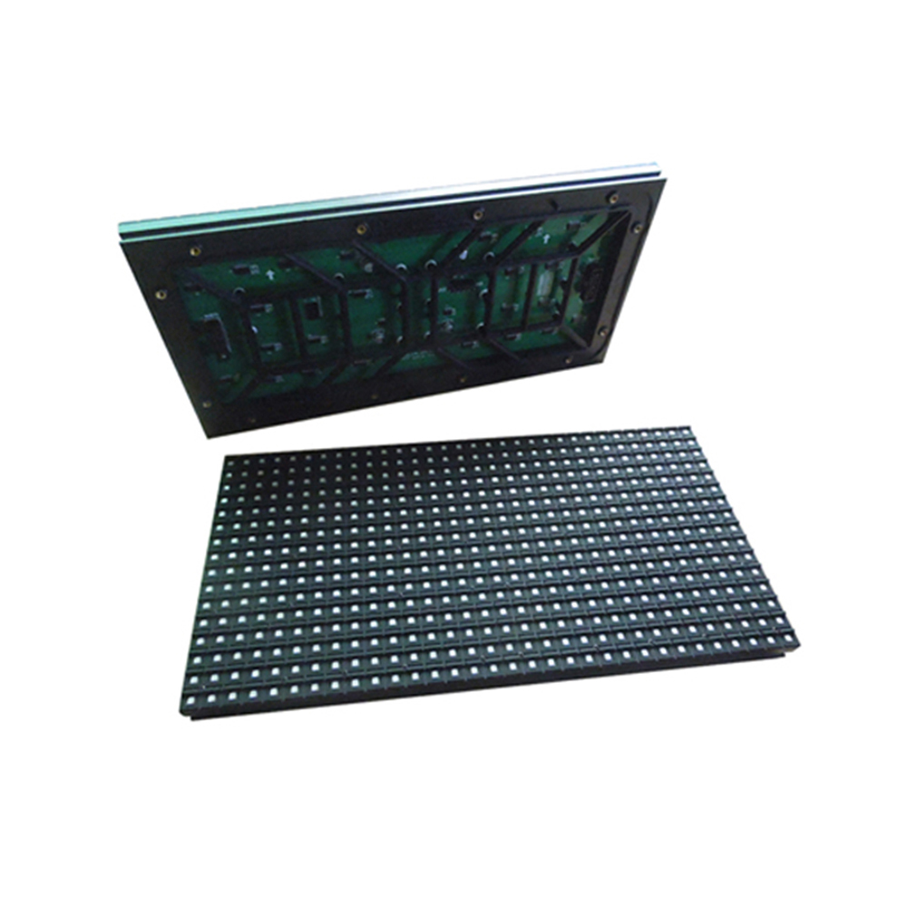 Customized Programmable Outdoor 96x96cm LED Panel <strong>P10</strong> RGB LED Display Module <strong>Advertising</strong> <strong>Sign</strong>