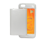 Good quality can insert card design cover case suitable western cell phone cases for iphone 5