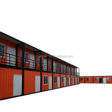 Low cost prefab dormitory container dormitory