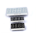 Alibaba Factory quality 0.80 inch seven-segment led large 4 digit led digit display for 7 segment led display board