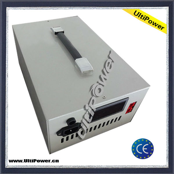 Ultipower 20a 48v dc intelligent battery charger