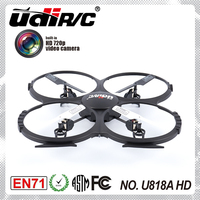 2.4G 4CH and 6-axis gyro outdoor quadcopter helicopter with HD camera
