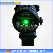 5-30MW long distance invisible green laser sight