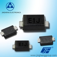 E1A SOD123 SMD SUPER FAST RECTIFIER DIODE WITH GPP chip