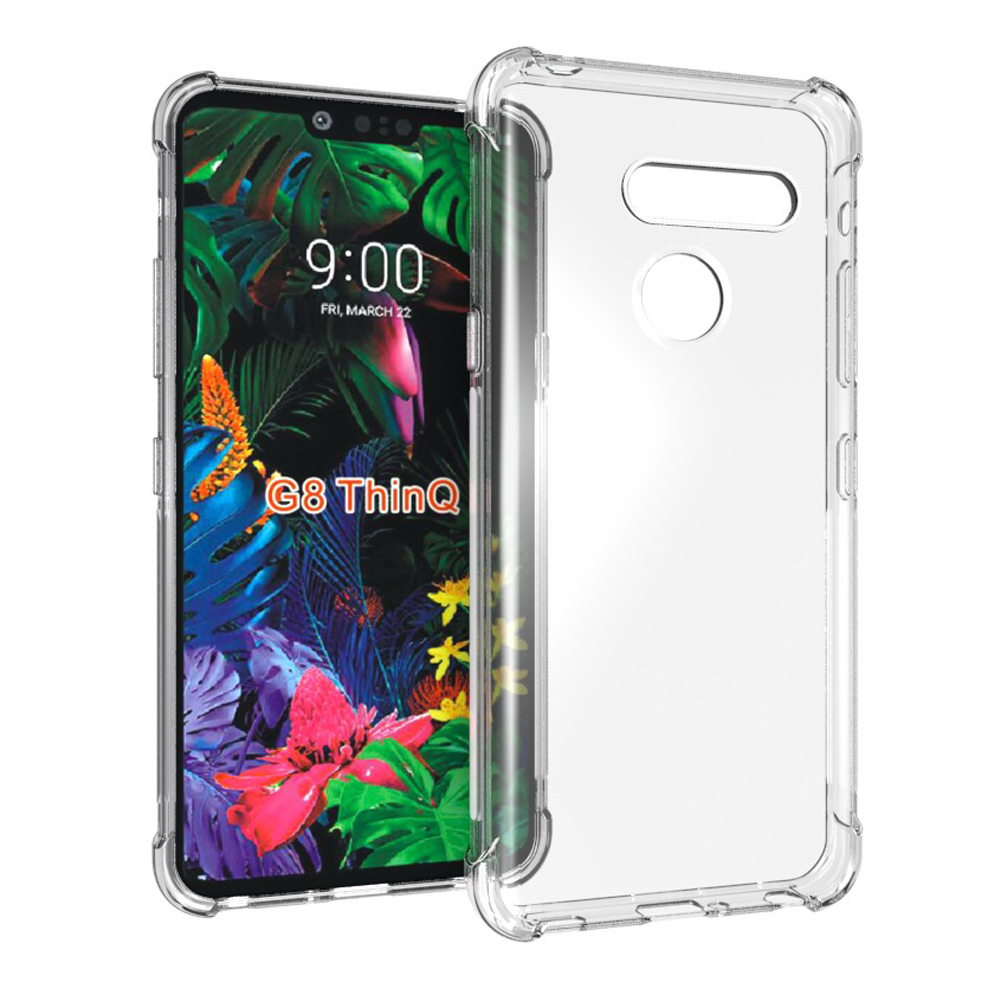 2019 Shockproof TPU Mobile Phone Case Cover For LG G8 ThinQ
