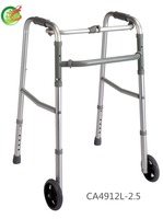 Aluminium Walker &Rollator portable light weight walking aid Different types made in China