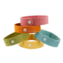 HT0548 Silicone mosquito repellent bracelet anti mosquito band/effective anti mosquito bracelet