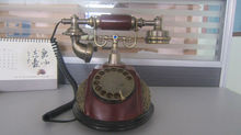 MYS Newest Retro Telephone Rotary Retro Phone Model MS-5301A