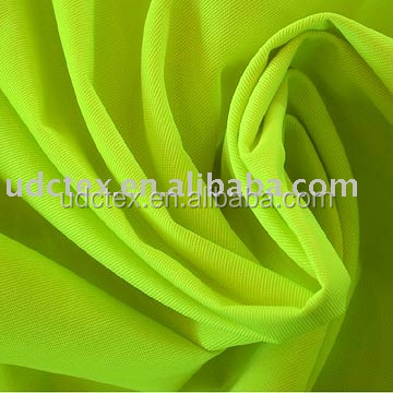 Polyester Fluorescent/ High Visibility Fabric