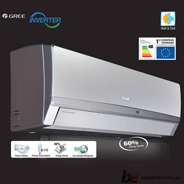 GREE 12CITH (1.0 TON) WALL MOUNTED SPLIT AIR-CONDITIONER