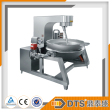 Automatic Multi-head Planetary Stirring Cooking Mixer With Agitator