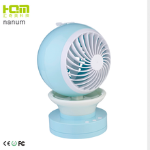 5v Mini USB Charging Air Water Cooler Stand Fan for Room and Office