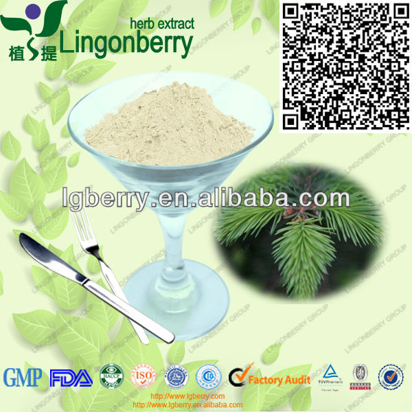 Dietary supplyment Pine needle protein(80% protein)