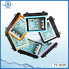 pvc Waterproof Bag for Apple iPad Mini and Similar 7-8'' Size Tablet