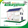 1kw portable solar power systems 1kw panel solar panel system for home