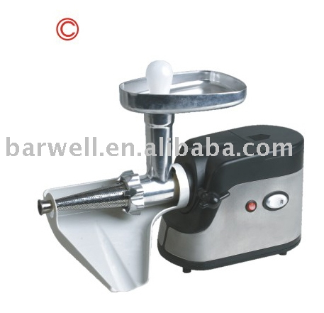 Multi Functional Meat Grinder with Tomato Juicer