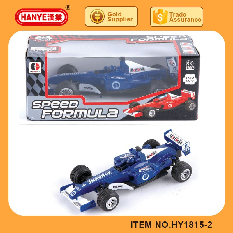 HY1815-2 1:32 Speed Formula Metal Pull Back Car