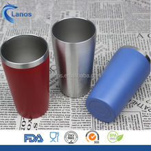 16oz double wall insulated vacuum stainless steel pint beer mug beer tumbler