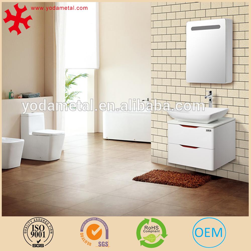 Wand massivholz badezimmerschrank mit waschbecken kabinett des badezimmers produkt id - Badezimmerschrank mit waschbecken ...