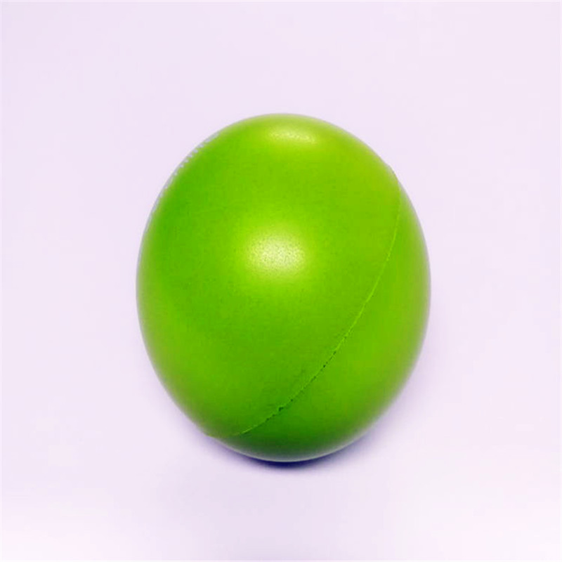 Promo customized mini printed Pu anti stress ball