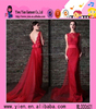 2016 Latest Designs Elegant Floor Length Sexy Backless Evening Dress Women Sleeveless Cocktail Sexy Backless Evening Dress