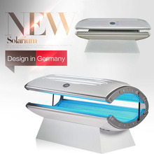 Wholesale LED Red light Solarium Collagen Tanning Bed For Spa Salon Use
