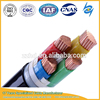 0.6/1kV copper conductor 95mm 4 core swa armoured cable