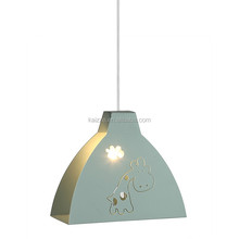 Modern Simple FashionMulticolor Children Room Pendant Lamp Bedroom Chandelier