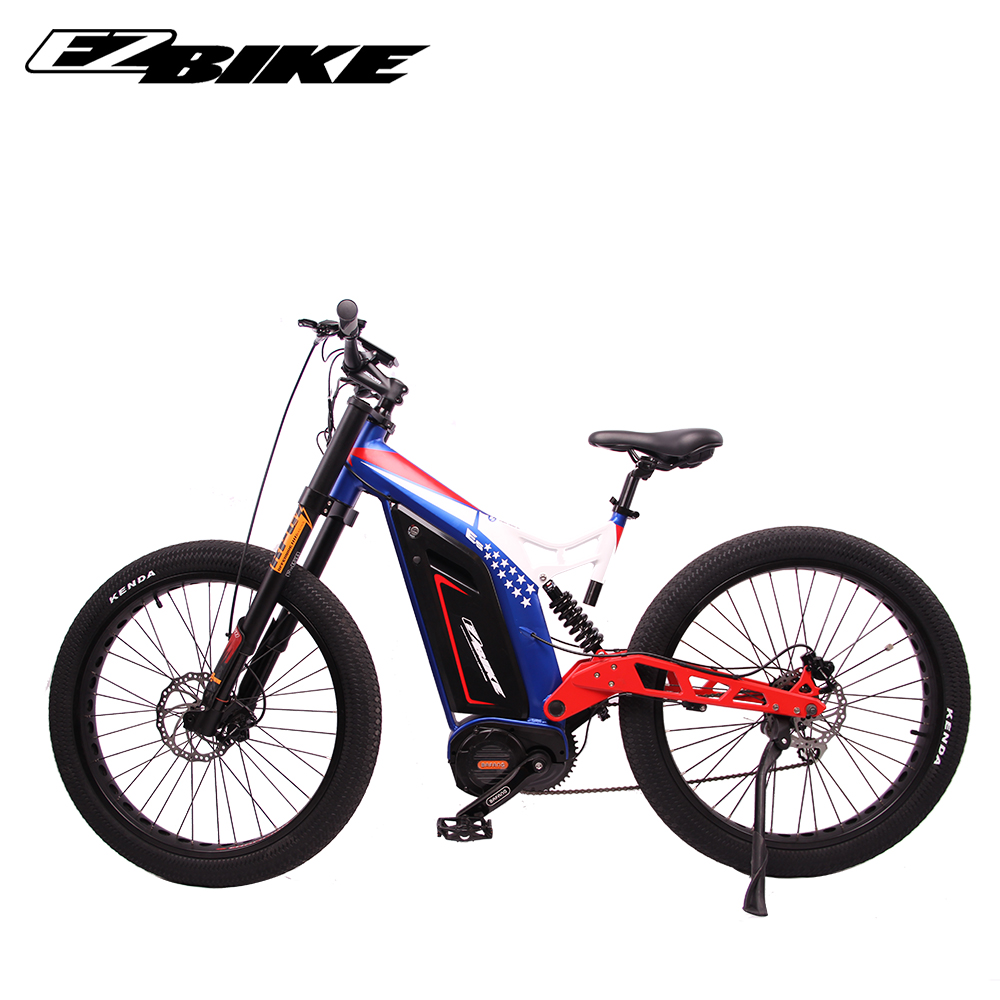 High quality 48v mid drive <strong>1000</strong> <strong>w</strong> mountain ebike