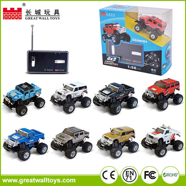 Children toy remote control car Jeep toys