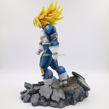 figurine resin dragon ball z/ hot sale resin craft/dragon ball z figurine