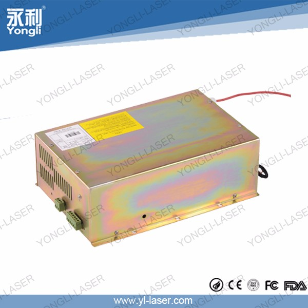 Yongli high quality 70w laser power