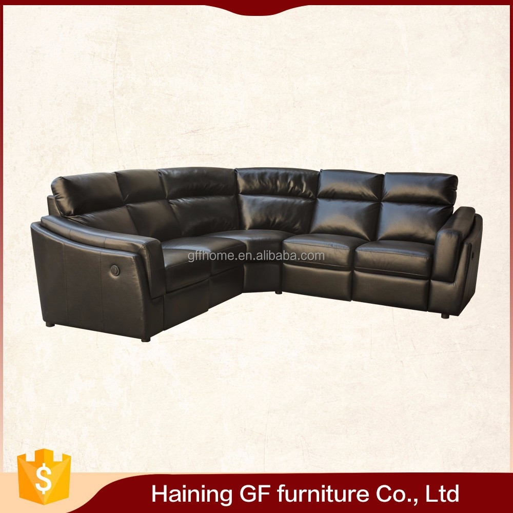 modern new design l shape 6 seater corner sofa