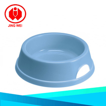 New Product Hard Plastic single Dog Pet Bowl Feeder moulding