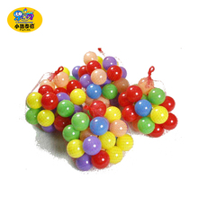 Wholesale enviromental ftrendly PE ball pit balls