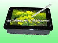 8 Inch Touch Panel cheap pos system pc 2GB RAM Win 8 intel atom 1.6GHz All In One PC touch computer