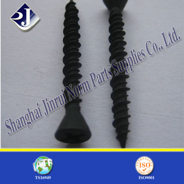 6# 8# small size high low thread self-tapping screw