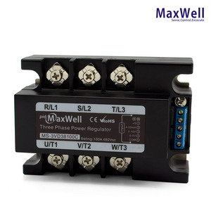 Maxwell MS-3VD38100 scr controller for electric heaters