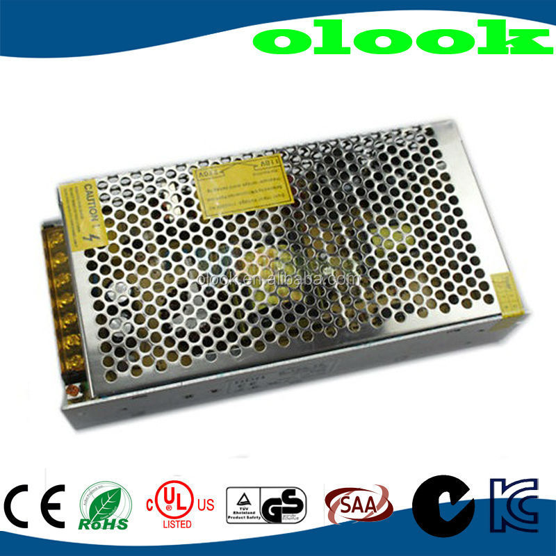 24v 5a 120w Switching Power Supply With Ce Fcc Saa Tuv Gs