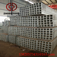 steel pipe stkm13a GB/T 13912-2002/mild steel galvanized pipe