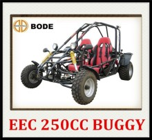 Cheap EEC kinroad 250cc buggy