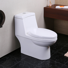 Cheap popular glazed polished ceramic hotel hot sale chinese girl toilet