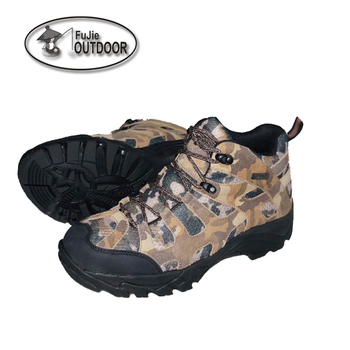 Genuine Leather Waterproof insulation Hiking boots