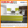 new kitchen double island in formalized design