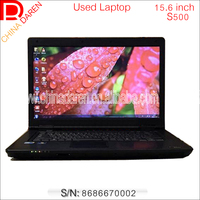 Clean Japan original used laptop 15.6 inch intel Core 2 duo T8100 2G RAM 160G Hard Drive with DVD