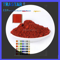 High quality red Glass mosaic pigment stains for produing beautiful glass mosaic tiles