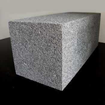 Acoustic Aluminum Foam Panel