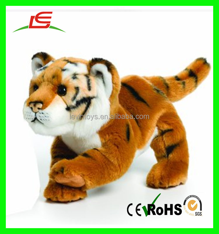 Big plush tiger cheap new design plush toys stuffed animals made in China