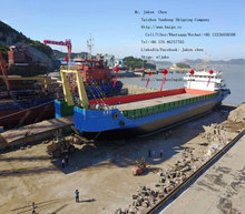 deck river charter 300ft philines india container lct sand accommodation tug cement cargo crane work tug boat & barge for sale